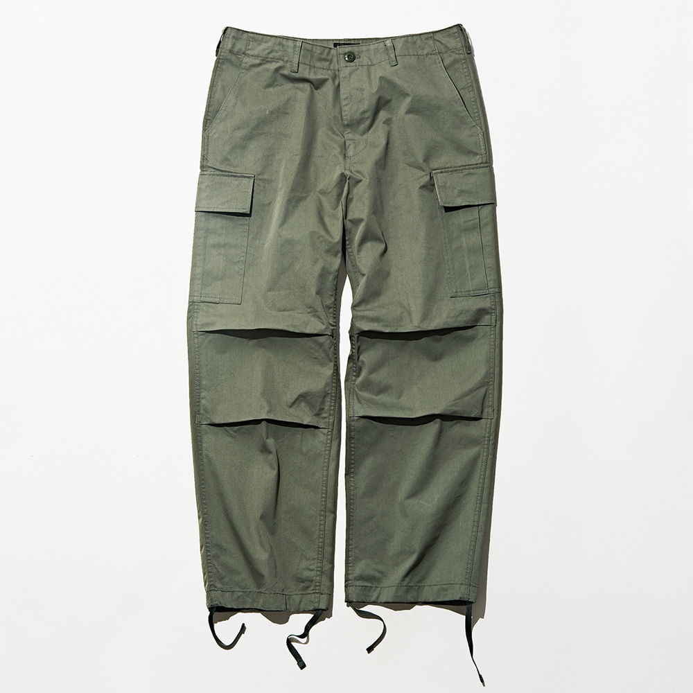 DTR1902 Army Pants Olive