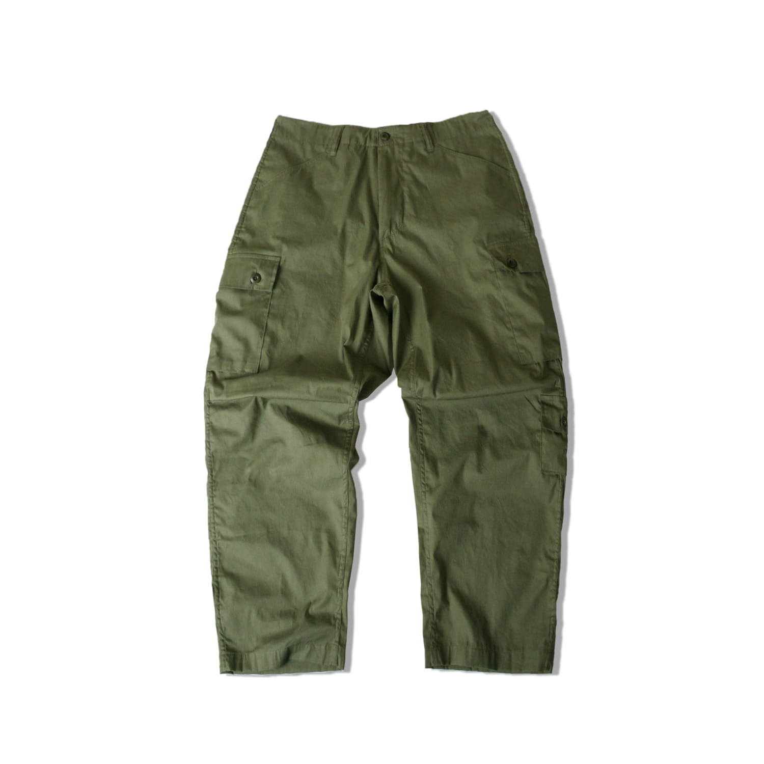 Jungle combat trousers olive