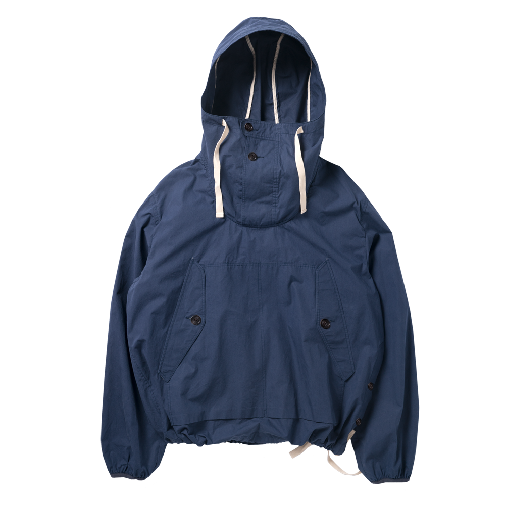 303. Cotton Anorak D.Blue