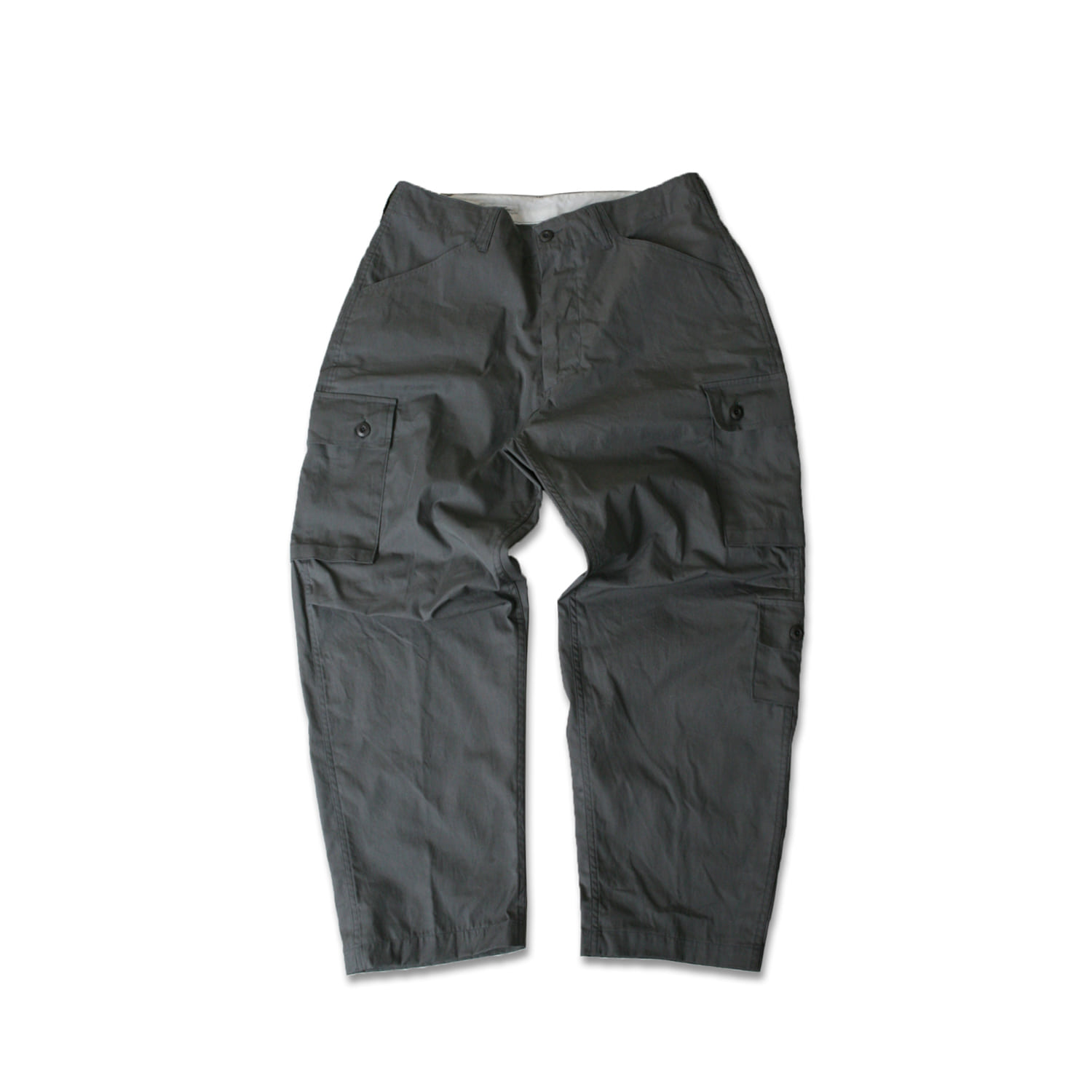 Jungle combat trousers grey