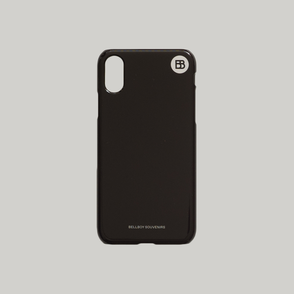 BB iphone case - Black