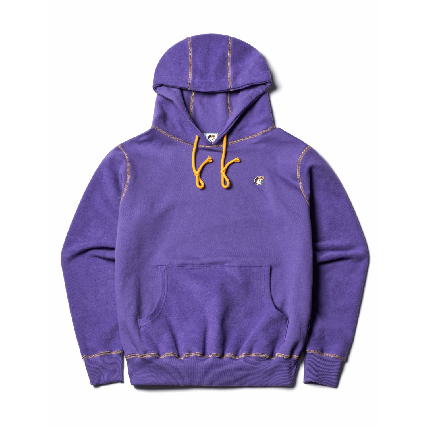 COLLEY POPOVER HOODY (PURPLE)