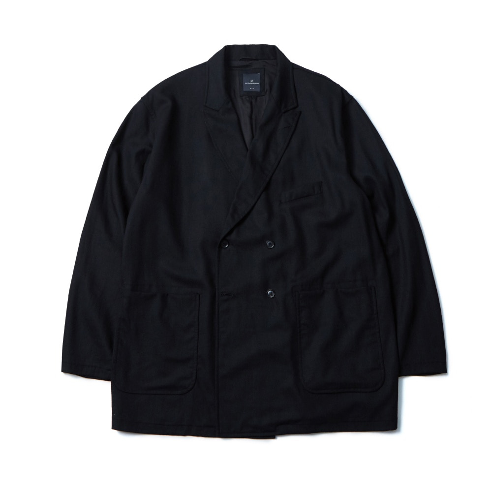 SLOUCH DOUBLE JACKET