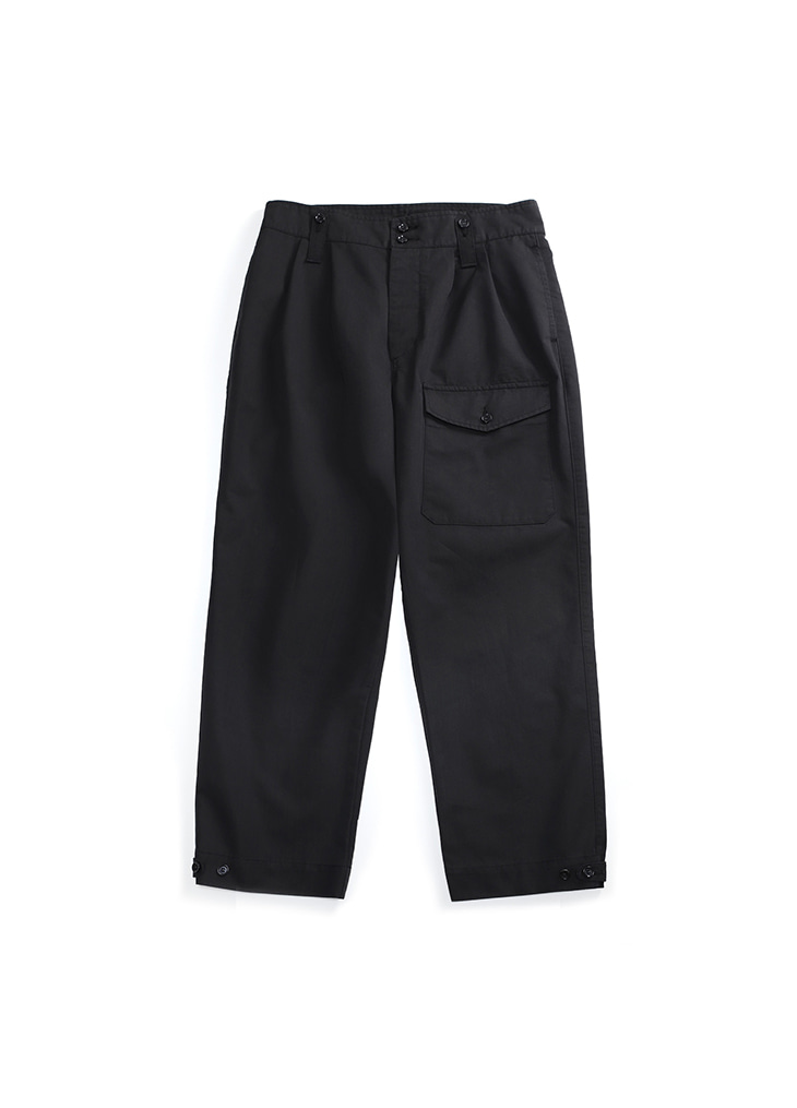CASABLANCA PANTS (BLACK)